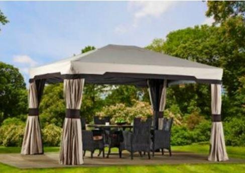 promotions et liquidations toile de remplacement pour gazebo cayman 10x10. Black Bedroom Furniture Sets. Home Design Ideas